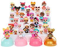 Детская игрушка кукла сюрприз LOL в шарике, Серия 2