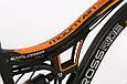 """Горный велосипед CROSSRIDE EXPLORER AMT 26"""" 17"""" Черный / Оранжевый, фото 5"""