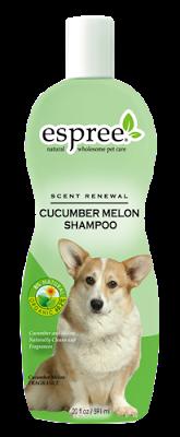 Espree Cucumber Melon Shampoo, 355 мл - универсальный шампунь для собак и кошек