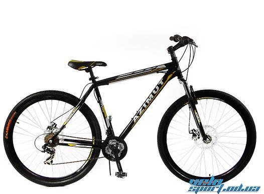 Горный велосипед Azimut Swift 29 GD (21 рама)