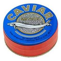 Черная икра осетровая Caviar 500 грамм