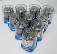 Зажимные цанги ER 25(точность 0,008). Комплект из 15 цанг.