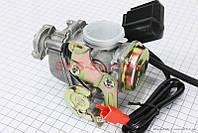 Карбюратор в сборе (метал. крышка) 80cc GXmotor
