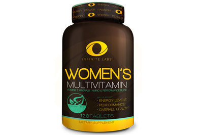 Infinite Labs Womens Multivitamin 120 tab