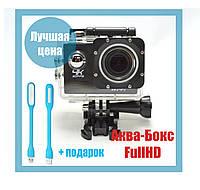 Экшн камера SJ8000 4K Wi-Fi