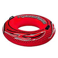 Плавальний круг Aqua-Speed зі спинкою Червоний (2140)