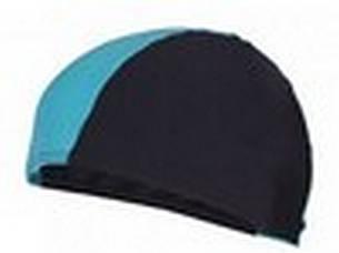 Шапка для плавання для басейну Наві/блакитний 80% поліамід 20% еластан shepa-navy-blue Shepa