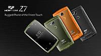 "Смартфон Homtom Zoji Z7, 2/16Gb, 8/2Мп, 4 ядра, 2sim, экран 5"" IPS, 3000mAh, IP68, GPS, 4G, Android 6.0 , фото 1"