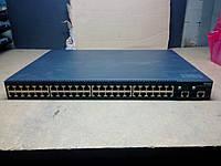 Свитч 48 Port Dell PowerConnect 3348 100Mbps