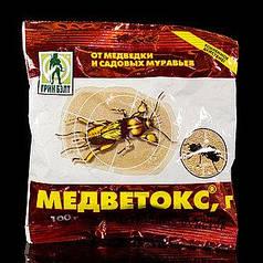 Средство от медведки и садовых муравьев Медветокс 100г