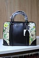 Женская кожаная сумка Givenchy черная