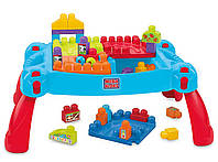 Конструктор-столик Mega Bloks Fisher Price CNM42 Мега блок