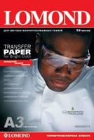 Термотрансфер для струйных принтеров Lomond для светлых тканей, А3, 50л.