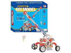 Конструктор Same Toy Inteligent DIY Model Подъемный кран (WC58AUt)