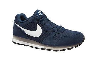 Кросівки Nike MD Runner 2 М синій (749794-410) - 9,5 US 27,5см 43,3