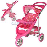 Melogo Детская коляска для кукол Melogo 9614