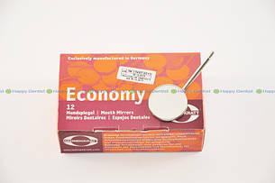 Зеркала стоматологические Hahnenkratt Economy с серебрянным покрытием