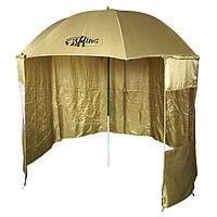 Зонт туристический с тентом  Norfin LIVERPOOL / FG / 214Х214Х208см / NF