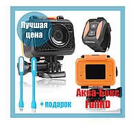 Экшн камера S60WiFi, модель 2017г Новый аква бокс, FullHD, 1080p, WiFi, пульт