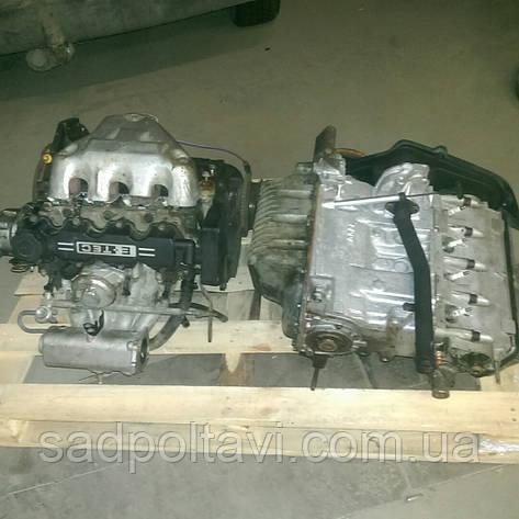 Двигатель инжекторный сенс 1.3 (пробег 17тыс), фото 2