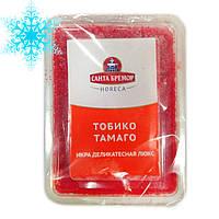 Икра Тобико тамаго красная 0,5кг