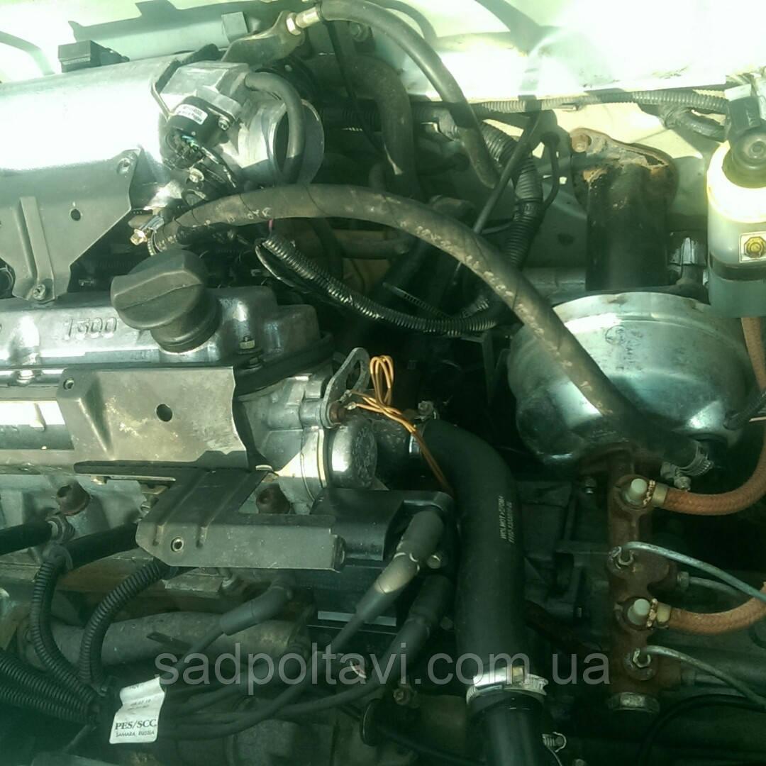 Двигатель инжекторный сенс 1.3 (пробег 17тыс)