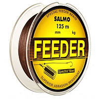 Шнур Salmo Feeder 125m/0.12mm