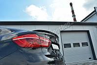 НАКЛАДКА НА СПОЙЛЕР BMW X6 F16 M-PACK