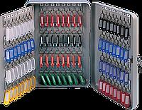Металлическая ключница шкаф donau 5244001pl-99 на 140 ключей