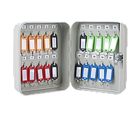 Металлическая ключница donau 5241001pl-99 на 20 ключей