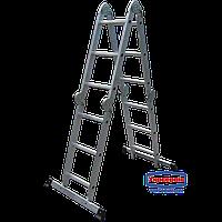 Лестница-трансформер ELKOP Al 4*3ст. (Бесплатная доставка!)