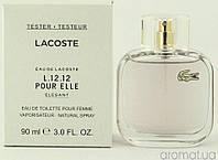 Lacoste Eau De L.12.12 Pour Elle Elegant