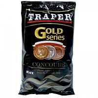 Прикормка Traper GOLD Concourse Black 1кг