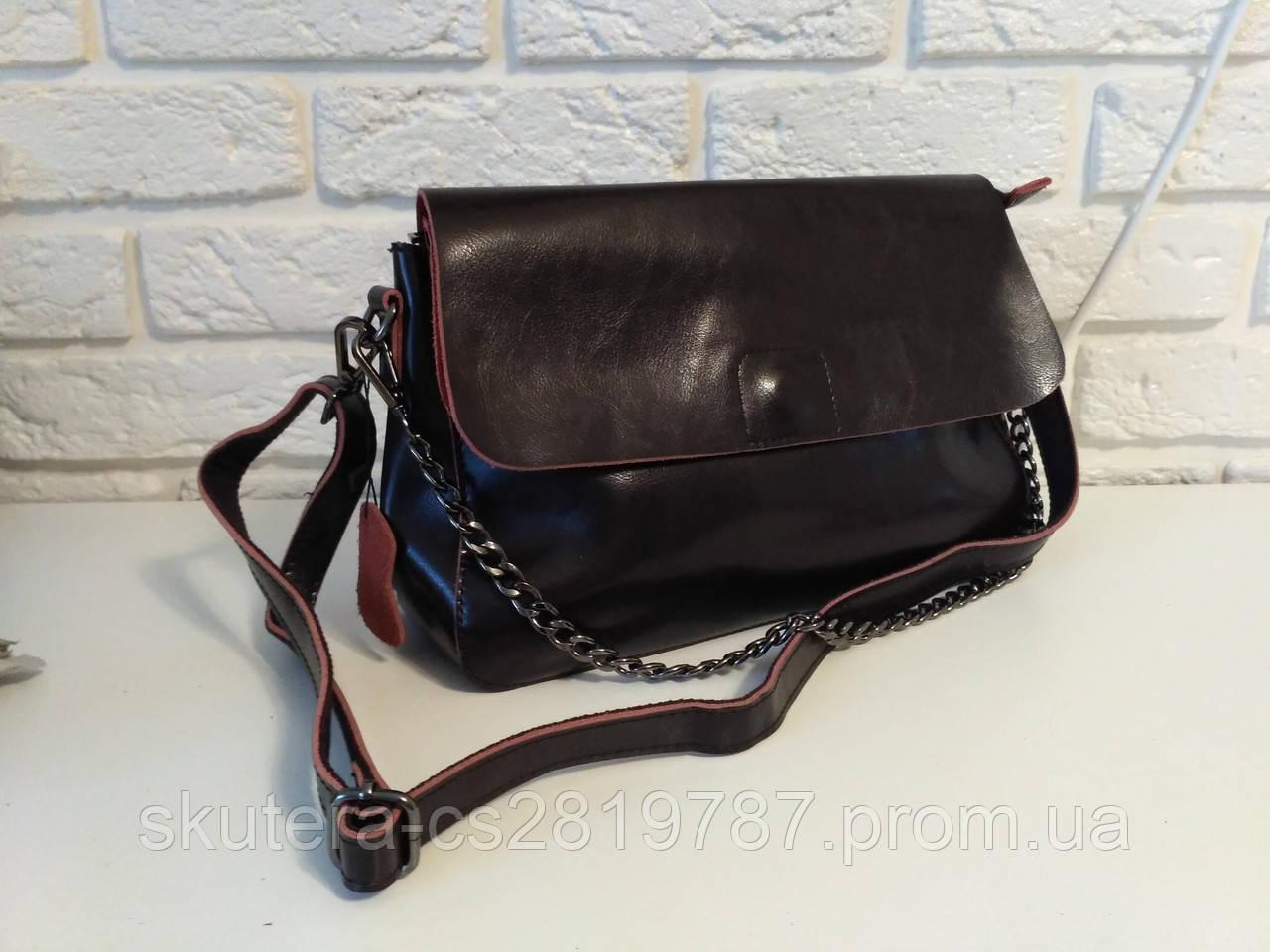7e97ffaad0c9 Женская кожаная сумка