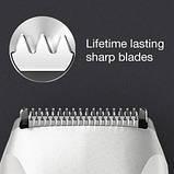 Тример для бороді і вусів BRAUN BeardTrimmer BT5090, фото 9