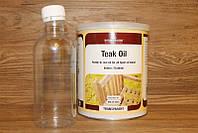 Тиковое масло, Teak Oil, (ОТЛИВ), 0.25 litre, Borma Wachs