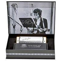 Губная гармошка Hohner Bob Dylan Signature C