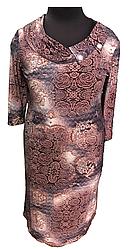 """Женское платье """" Роза"""", р. 54-62. Модель № 084"""