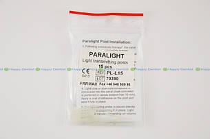 PARMAX Para Light (Пармакс) стекловолоконные штифты