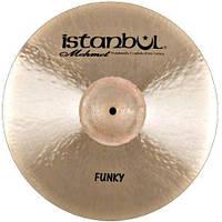 Набор тарелок для ударных, Crash, Hi-Hat, Ride Istanbul FR-SET-1