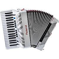 Аккордеон цифровой Roland FR-3x White