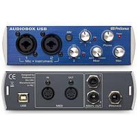 USB аудиоинтерфейс PreSonus AudioBox USB