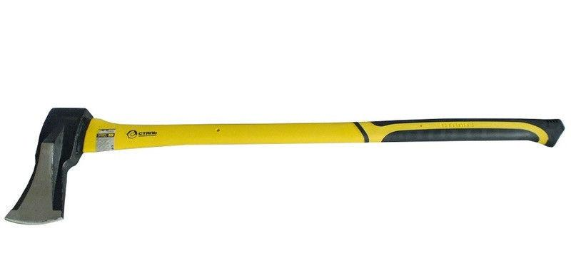 Сокира - колун з клиноподібним полотном Сталь 2,0 кг. ( ручка 790 мм. скловолокно ) ( 44036 )