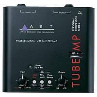 Микрофонный ламповый предусилитель/ Директ бокс ART Tube MP