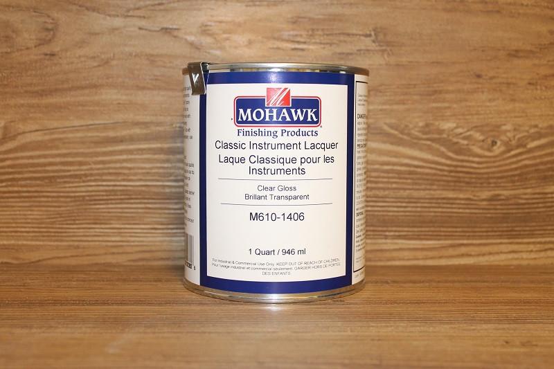 Лак для музыкальных инструментов, Instrument Lacquer, 0.946 litre, Mohawk