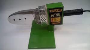Паяльник пластиковых труб ProCraft PL-1600, фото 3