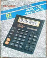 Калькулятор электронный кнопочный 888-T, с солнечной батареей