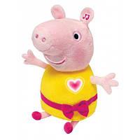 Свинка пеппа игрушка интерактивная со светом и звуком