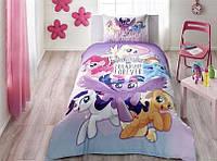 Детское постельное бельё TAC My Little Pony Movie (Май Литл Пони Муви)