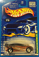 Коллекционная  модель Hot Wheels Pontiac